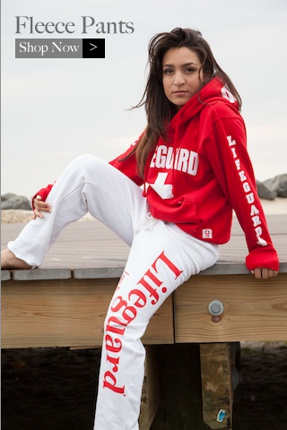 Lifeguard Fleece Pants